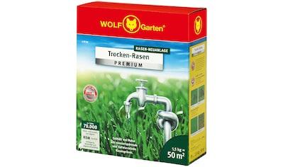 WOLF-Garten Rasensamen »L-TP 50 Trocken-Rasen PREMIUM«, zur Neuanlage kaufen