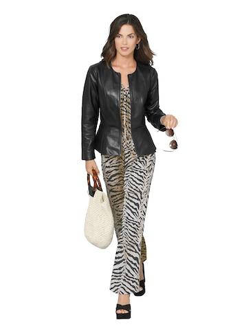 Lady Leder - Blazer mit schmeichelndem Schößchen kaufen