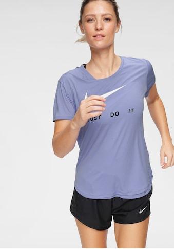 Nike Laufshirt »Nike Women's Short-Sleeve Running Top«, Dri-FIT Technologie kaufen