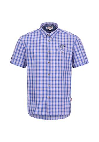 Lonsdale Kurzarmhemd »HOLMBUSCH«, mit schmaler Passform kaufen