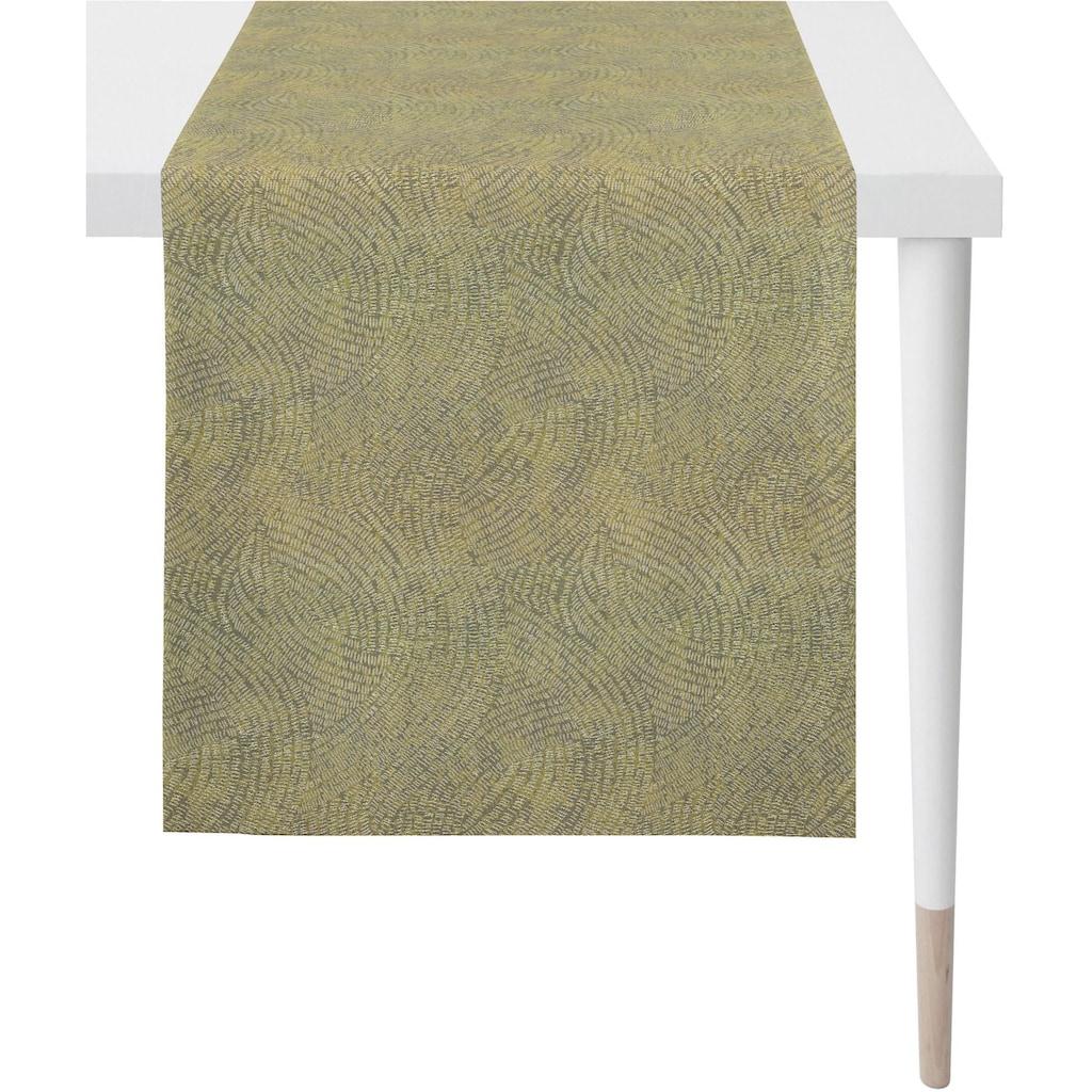 APELT Tischläufer »1102 Loft Style, Jacquard«
