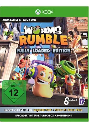 Xbox One Spiel »Worms Rumble«, Xbox Series X kaufen