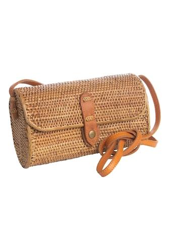 CASSANDRA Tasche in geflochtener Korboptik kaufen