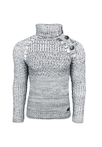 Rusty Neal Rollkragenpullover im Casual - Look kaufen