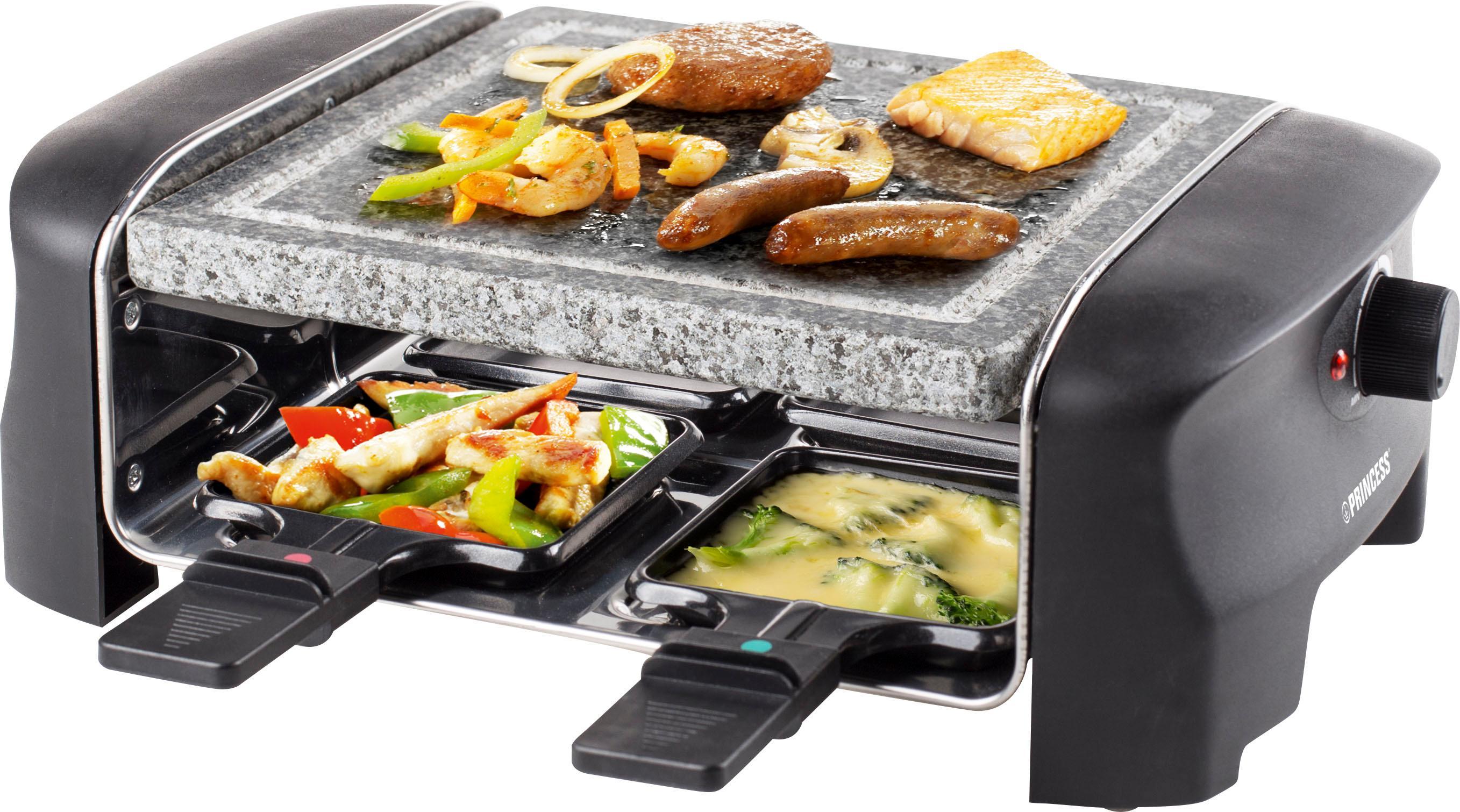 raclette hei er stein thermostat princess 162810 raclettegrill racletteger t g nstig kaufen ebay. Black Bedroom Furniture Sets. Home Design Ideas
