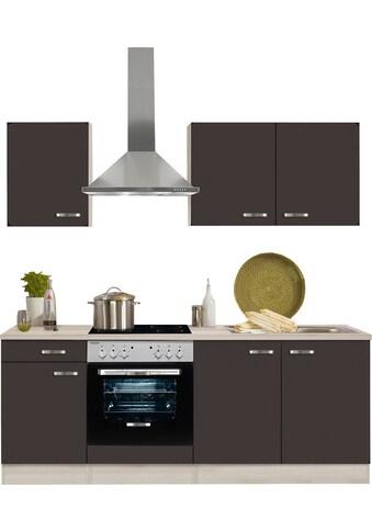 OPTIFIT Küchenzeile »Faro«, ohne E-Geräte, Breite 210 cm kaufen