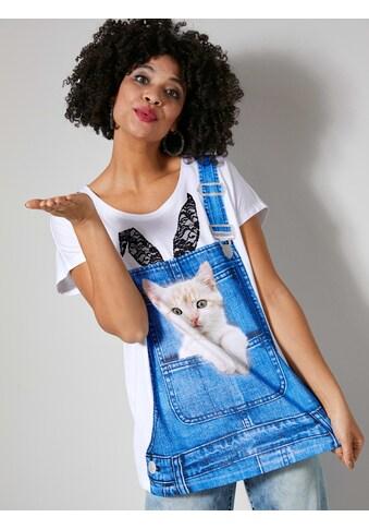 Angel of Style T-Shirt, mit Frontprint kaufen