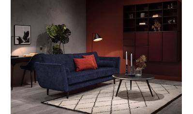 furninova 3-Sitzer, inkl. 2 Kissenrollen kaufen