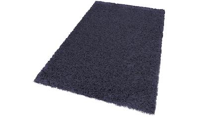 SCHÖNER WOHNEN-Kollektion Hochflor-Teppich »Feeling«, rechteckig, 55 mm Höhe, Wohnzimmer kaufen