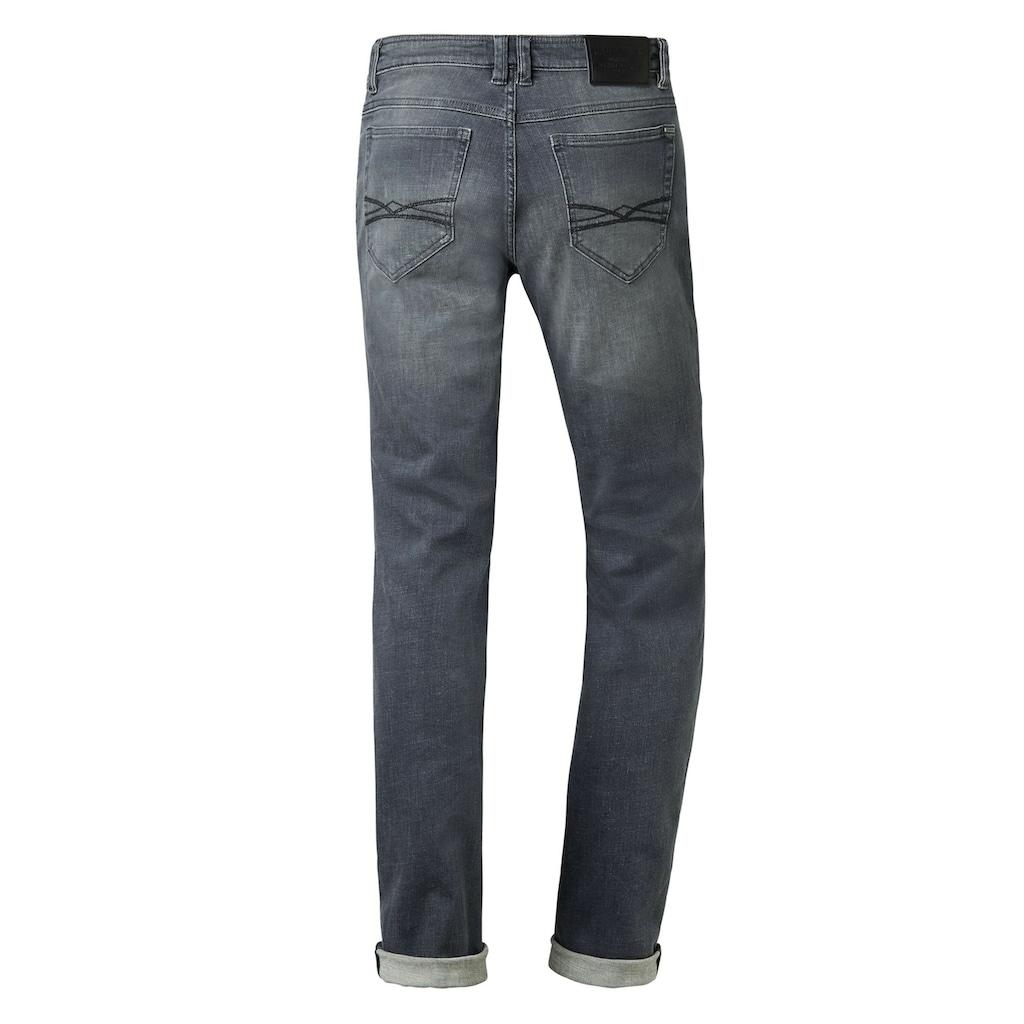 Paddock's 5-Pocket-Jeans »RANGER PIPE«, Hose Motion & Comfort