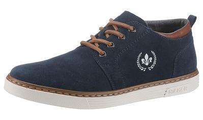 Rieker Sneaker, mit modischer Logostickerei kaufen