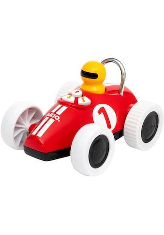 BRIO® Spielzeug-Rennwagen »Play & Learn«, mit elektronischer Steuerungsfunktion;... kaufen