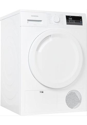 SIEMENS Wärmepumpentrockner »WT43H002«, iQ300 kaufen