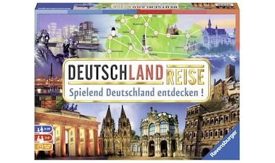 Ravensburger Spiel »Deutschlandreise«, Made in Europe, FSC® - schützt Wald - weltweit kaufen