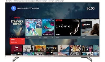 "Philips LED-Fernseher »55PUS7506/12«, 139 cm/55 "", 4K Ultra HD, Smart-TV kaufen"