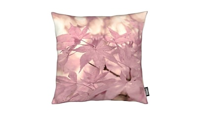 Dekokissen, »Rose Maple Leaves«, Juniqe kaufen