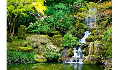 Papermoon Fototapete »Garden Pond« kaufen