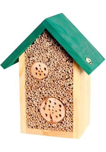 dobar Insektenhotel »Schilfinger«, BxTxH: 23x14x29 cm kaufen