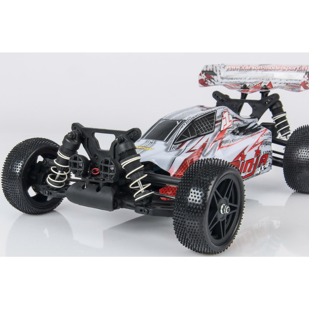 CARSON RC-Auto »Ninja X10, 1:10, RTR«
