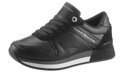 TOMMY HILFIGER Wedgesneaker »ACTIVE MATERIAL MIX SNEAKER« kaufen