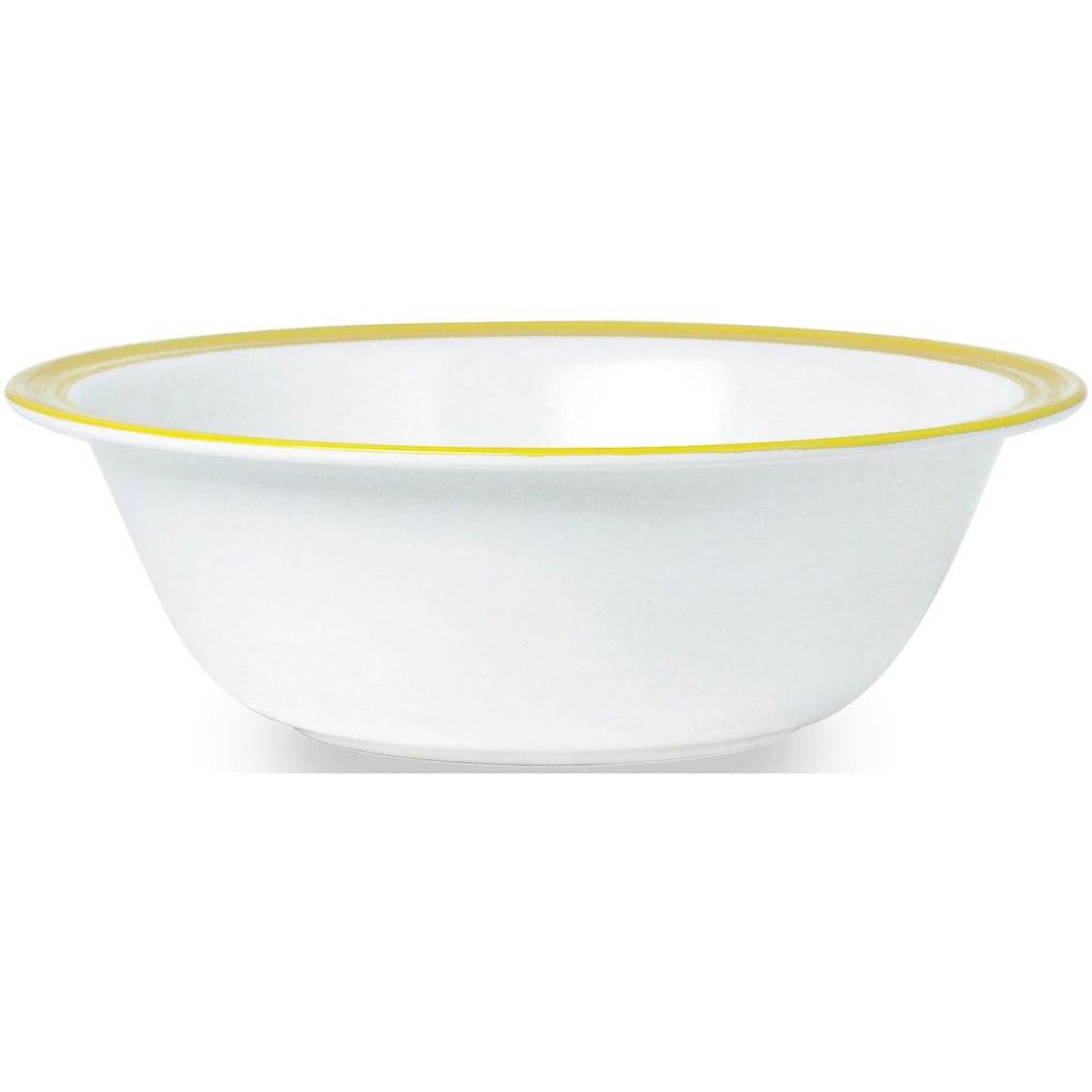 WACA Schüssel »Bistro«, 2-teilig, Ø 23,5 cm, 1600 ml