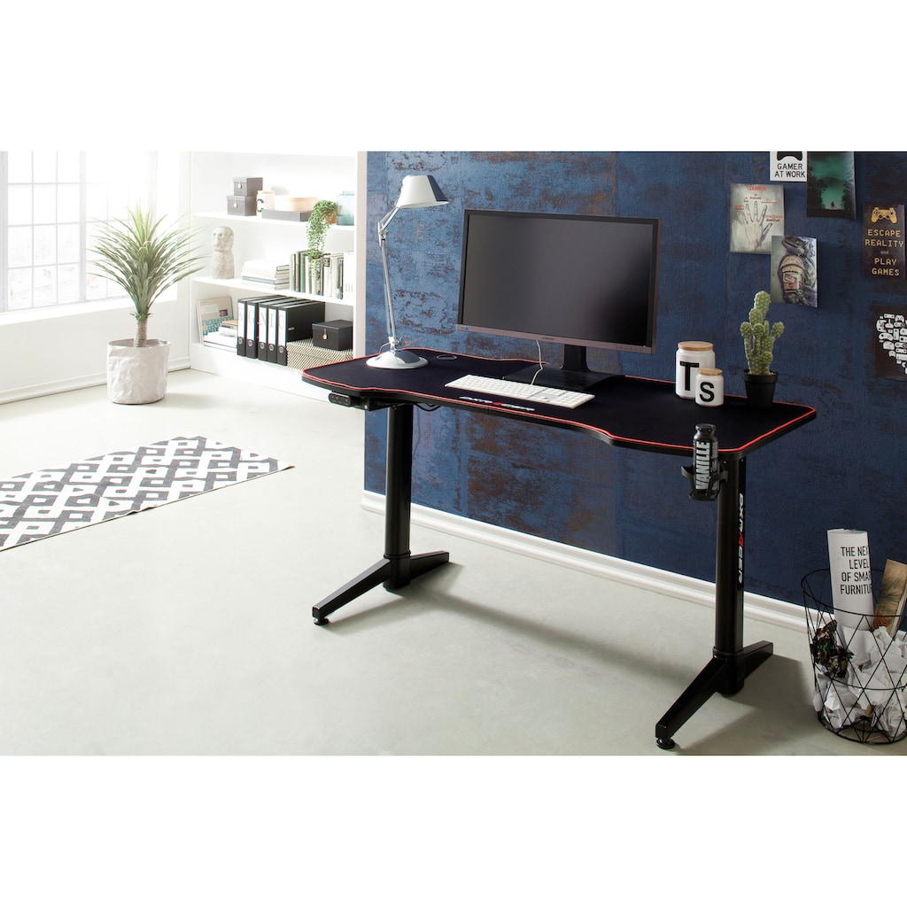 MCA furniture Gamingtisch »Gaming Tisch«