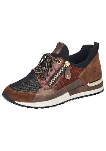 Remonte Slip-On Sneaker, mit goldfarbenen Details kaufen