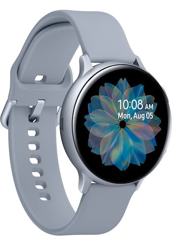 Samsung Galaxy Watch Active2 Aluminium, 44 mm, Bluetooth (SM - R820) Smartwatch (3,4 cm / 1,4 Zoll) kaufen