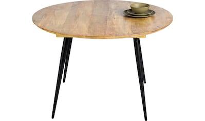 TOM TAILOR Esstisch »T - SOHO TABLE ROUND« kaufen