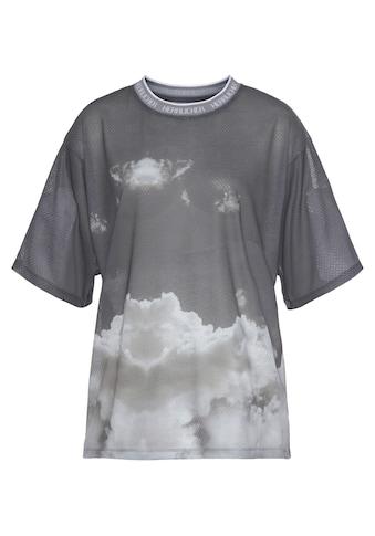 Herrlicher T-Shirt »CALLEN«, mit ausdrucksstarkem Foto-Print kaufen