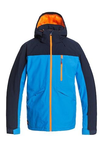 Quiksilver Snowboardjacke »Dawson« kaufen