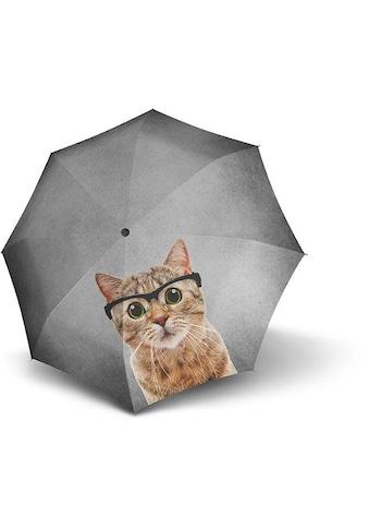 doppler® Stockregenschirm »Crazy Cat« kaufen
