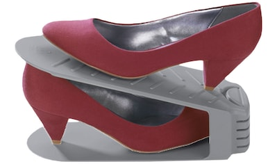 WENKO Schuhstapler, aus strapazierfähigem Kunststoff, 8-teilig kaufen