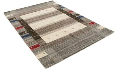 Wollteppich, »Gabbeh Sadri«, carpetfine, rechteckig, Höhe 15 mm, handgewebt kaufen
