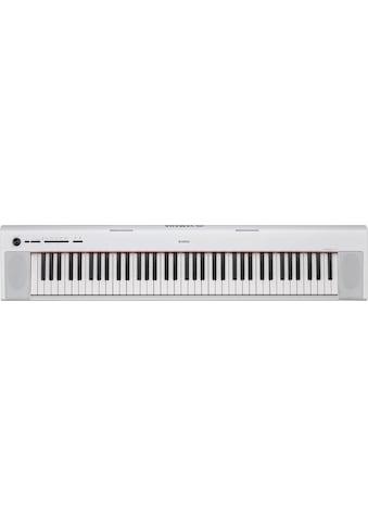 "Yamaha Digitalpiano ""NP - 32WH"" kaufen"