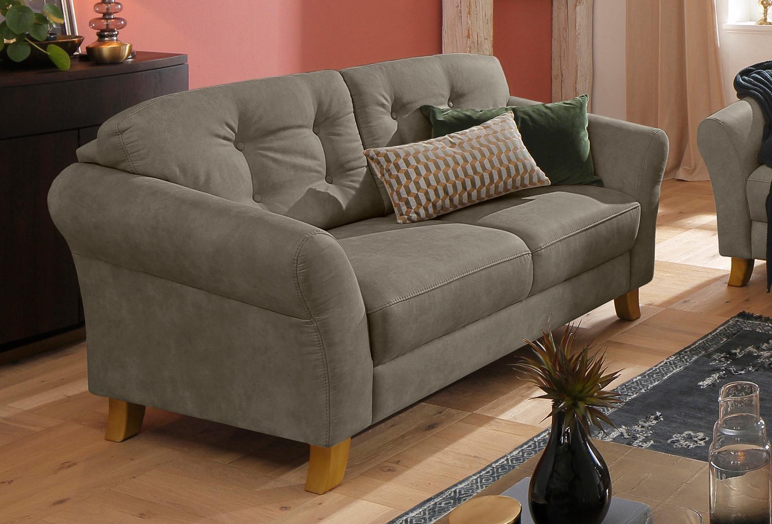 3 sitzer sofa mit federkern, microfaser 2 & 3 sitzer sofas online kaufen | möbel-suchmaschine, Design ideen