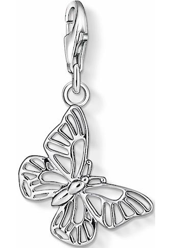 THOMAS SABO Charm - Einhänger »Schmetterling, 1038 - 001 - 12« kaufen