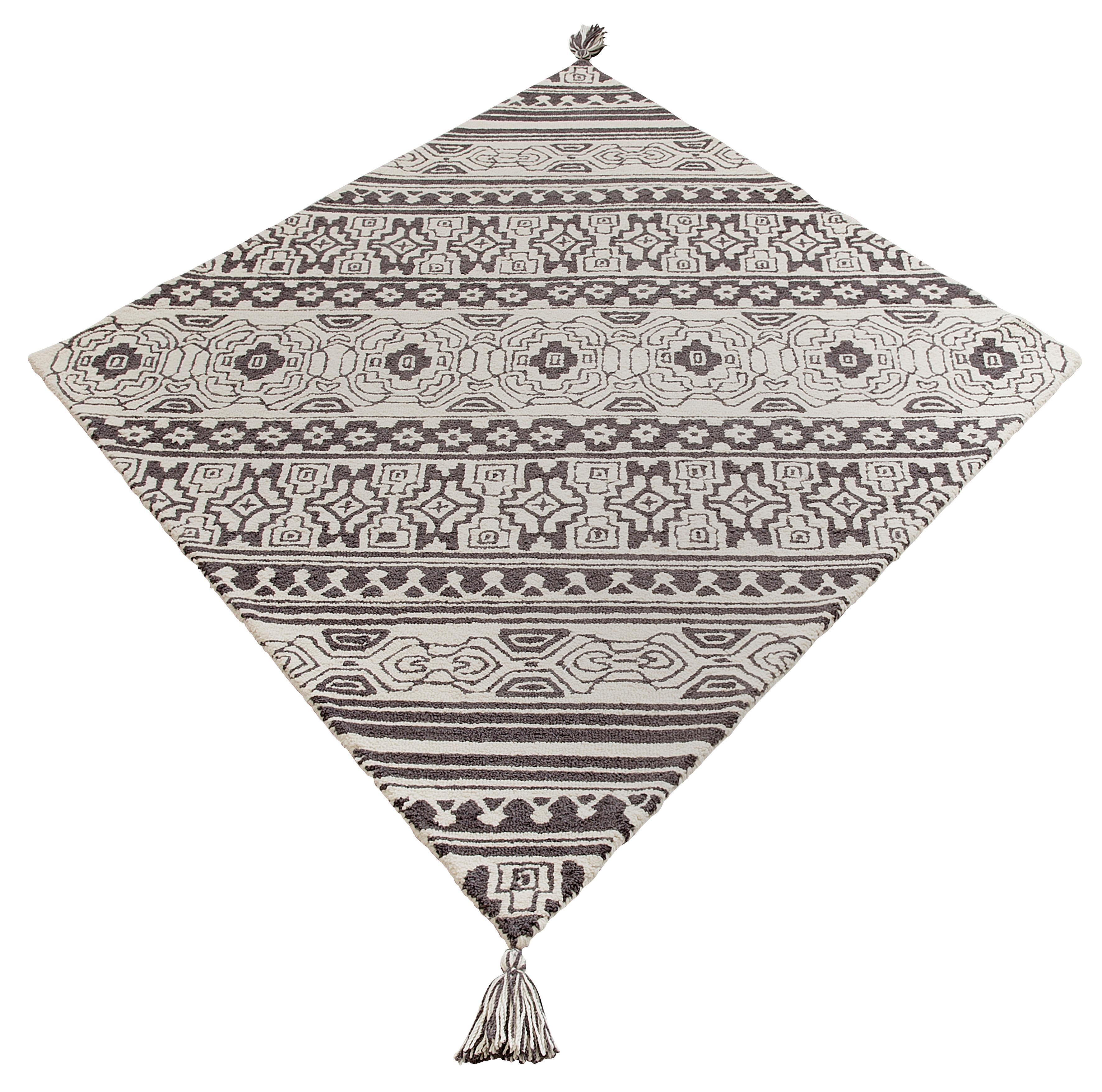 Teppich Jukka Home affaire rechteckig Höhe 15 mm handgetuftet