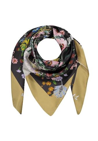Codello Seidentuch, mit edlem Floral- & Leo-Print kaufen