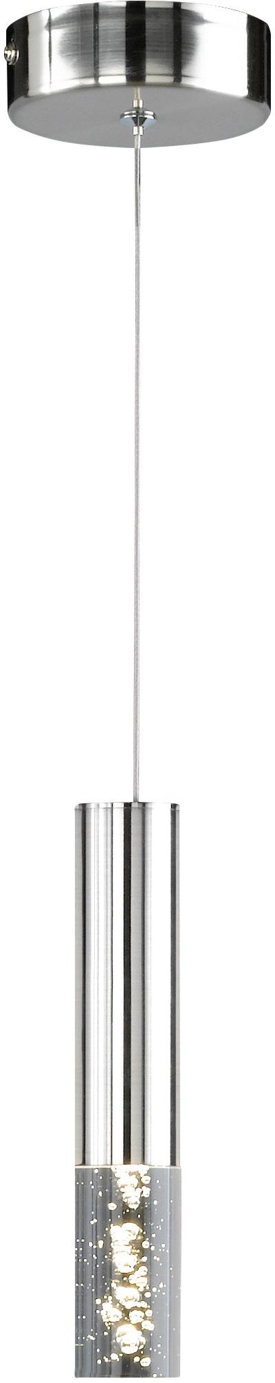 FISCHER & HONSEL LED Pendelleuchte Bubble, LED-Modul, Warmweiß