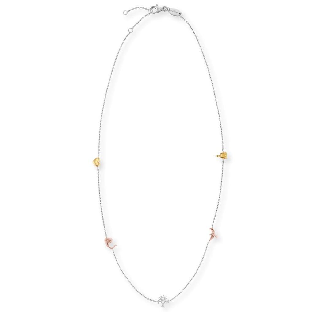 Engelsrufer Silberkette »Kette Lebensbaum, ERN-LILTREE-TRICO«