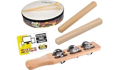 Voggenreiter Percussion-Set »Rhythmic Village Percussion-Set« kaufen