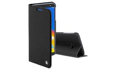 Hama Booklet Handy Smartphone Tasche Hülle Samsung Galaxy J4+ »Slim Pro« kaufen