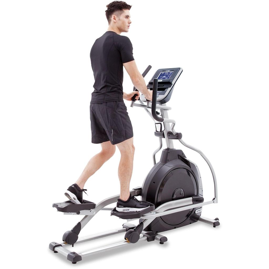 Spirit Fitness Ellipsentrainer »XE 195«
