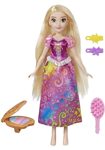 """Hasbro Anziehpuppe """"Disney Princess Rapunzels magisches Regenbogen - Haar"""" kaufen"""