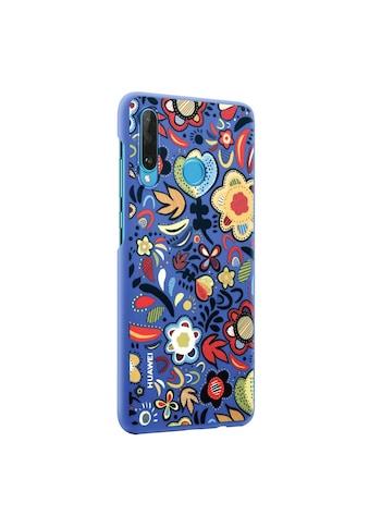 Huawei Cover Case Hülle Tasche für HUAWEI P30 lite (New Edition) kaufen