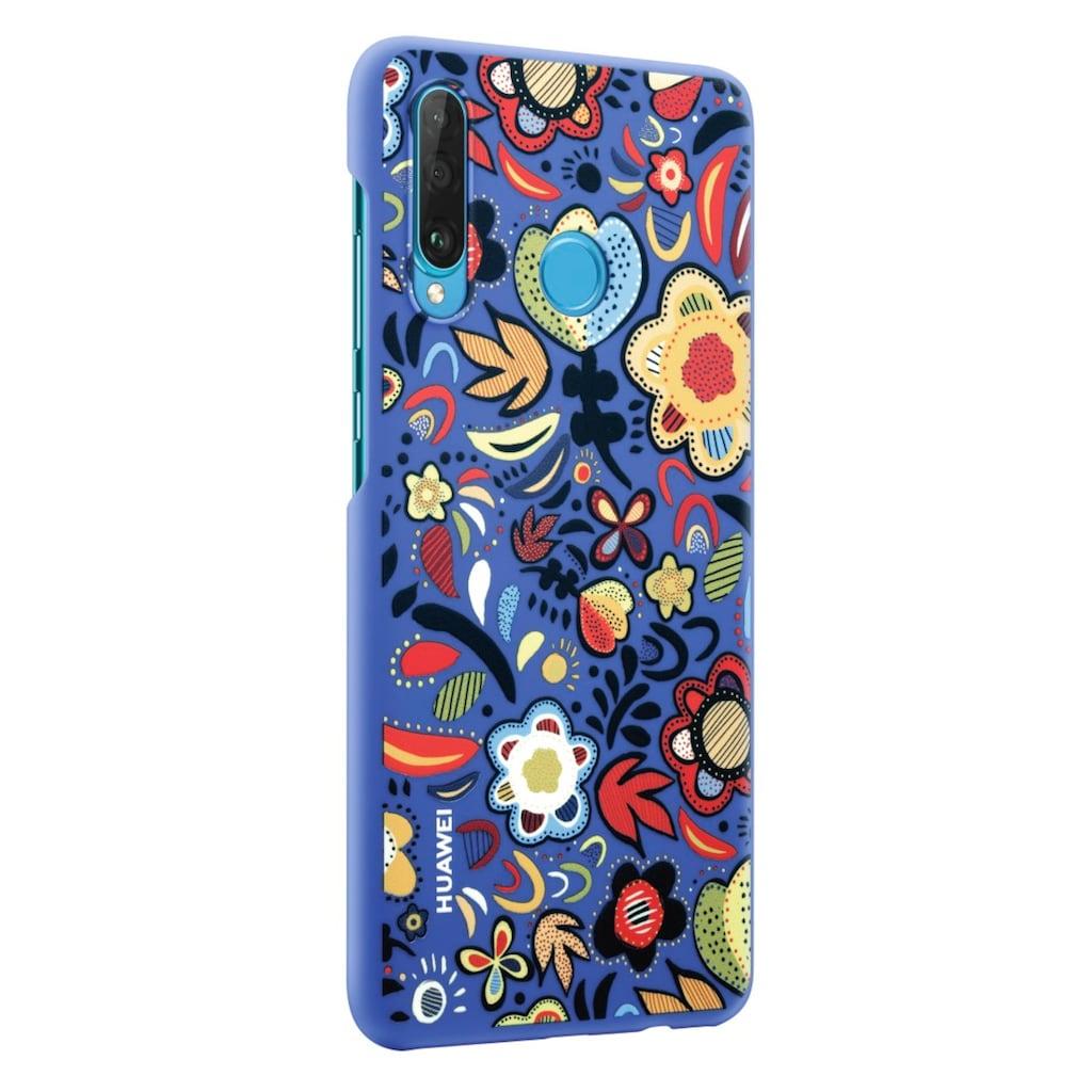 Huawei Cover Case Hülle Tasche für HUAWEI P30 lite (New Edition)