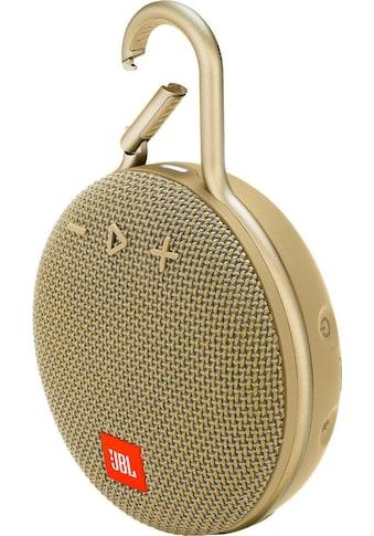JBL »CLIP 3 ein« Portable - Lautsprecher (Bluetooth, 3 Watt) kaufen