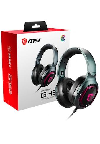 MSI Gaming - Headset kaufen