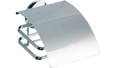 WENKO Toilettenpapierhalter »Cover«, Turbo - Loc kaufen